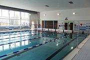 Nová podoba hodonínského krytého bazénu.