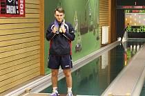 Dubňanský kuželkář Vojtěch Novák se kvalifikoval na dorostenecké mistrovství světa, které se v německém Dettenheimu koná v termínu od 14. do 19. května.