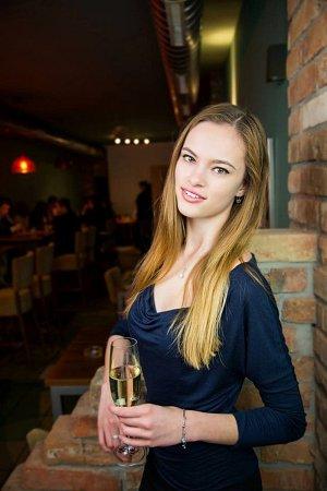 Modelka Tamara Kubálková.