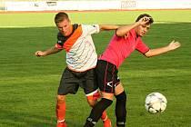 Fotbalisté Kyjova v úvodním zápase nové sezony remizovali s Krumvířem 1:1. Hosté v zápase neproměnili dvě penalty.