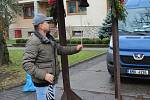 Stánkaři zaplnili Francouzskou ulici v Čejči.