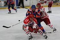 Hodonínští hokejisté rychle zapomněli na nevydařený duel s Trutnovem a v dalším domácím zápase porazili Pelhřimov 5:3.