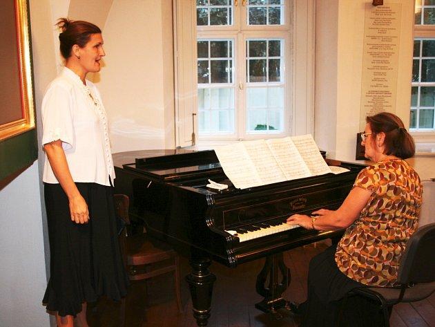 Muzeum vzkřísilo klavír Charlotty Masarykové