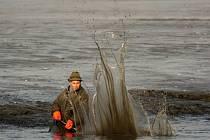 Fotografie rybáře je součástí výstavy, která bude putovat po celé Evropě.