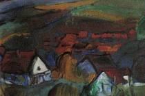 Aukce kreseb ze Slováckého roku vynesla 30 tisíc pro dětské oddělení nemocnice v Kyjově.