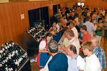 Soutežní prehlídku tech nejlepších vín si milovníci vína jiste nenechají ujít. Ta letošní bude už v sobotu 10. srpna.