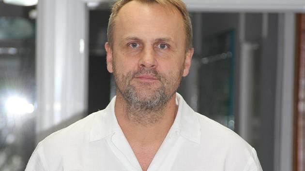 Nový primář kyjovské chirurgie Jozef Andel.