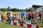 Otevření prvního parkourového hřiště v hodonínském okrese, na městském stadionu v Kyjově.