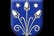 Obecní znak Ratíškovic.