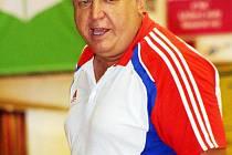 Úspěšný ruský kouč Jevgenij Trefilov se s Ladou Togliatty představil na Slováckém poháru. Ruský tým skončil v Hodoníně druhý.