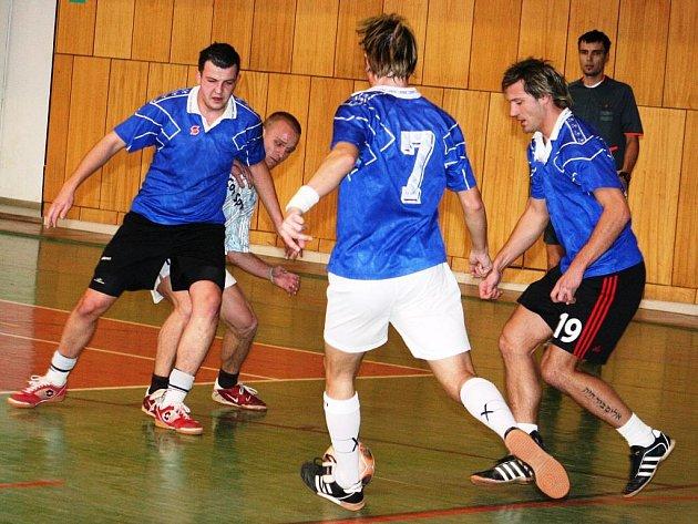 V utkání Kyjovské ligy hrál Nový svět proti vedoucímu Zweigeltrebe.