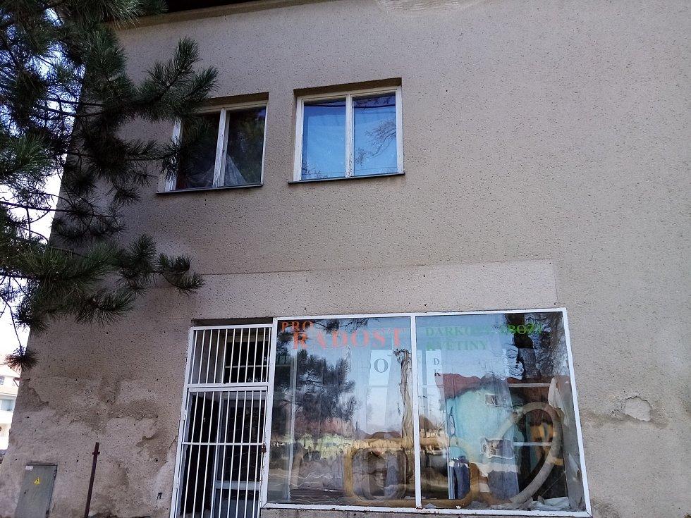 Současný stav vily, kterou nechal v Čejči postavit podnikatel Hubert Klein.
