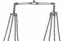 Obchodní váhy užívané s oblibou ve středověku.