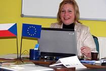 Kurzy finanční gramotnosti v Hodoníně provádí také lektorka Miroslava Čermáková.