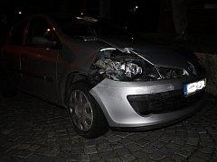 Mladík od nehody ujel.
