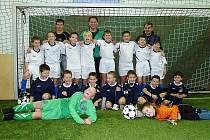 Mladší i starší přípravka Baníku Ratíškovice se v sobotu představila v rakouském Poysdorfě, kde odehrála přípravné zápasy s domácími týmy.