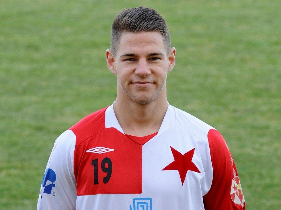 Šardický odchovanec Filip Žák (na snímku) strávil část minulé sezony v třetiligové Kroměříži, od léta loňského roku ale hraje v Nitře druhou slovenskou ligu.