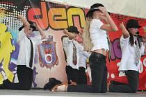 Sedmý ročník Dne tance v Hodoníně.