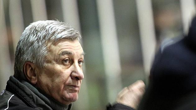 Bývalý trenér hodonínských Drtičů Svatopluk Číhal.