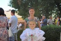 Veronika Odehnalová s mámou Lenkou.
