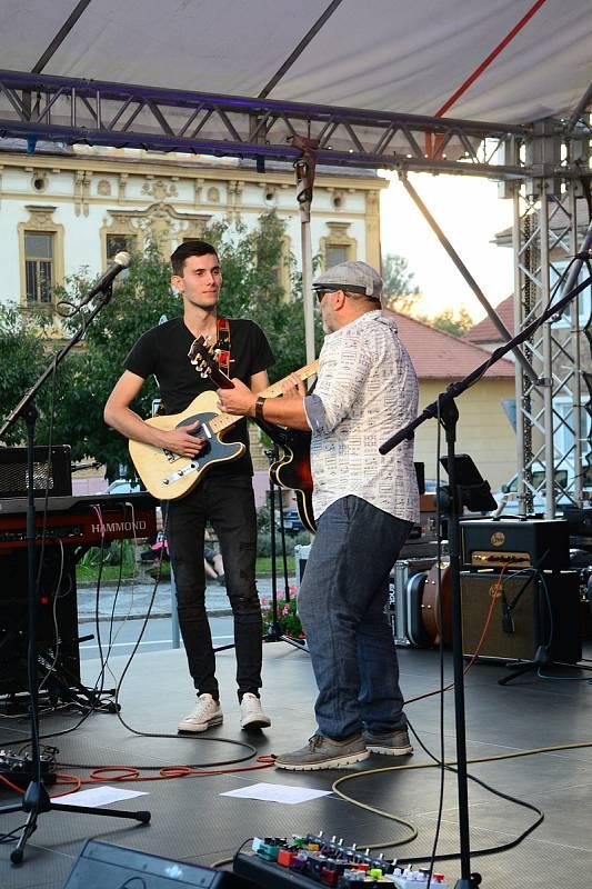 Strážnické rockové slavnosti, tentokrát ve znamení Blues.