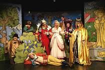Ve Strážničanu si lidé užijí představení Pyšná princezna.