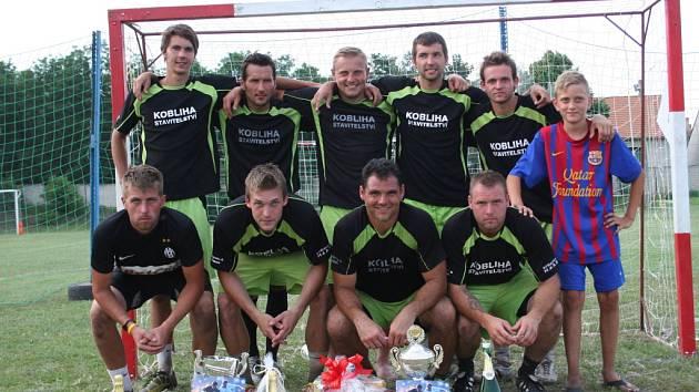 Jubilejní desátý ročník Letocha cupu ovládl tým Sqadron.