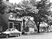 Autobusové nádraží v Hodoníně v historii a dnes.