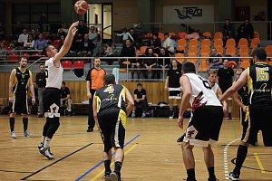 Hodonínští basketbalisté jsou v laufu. Doma porazili Vyškov