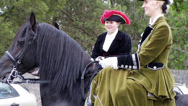 Den koně v Kyjově