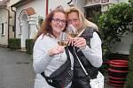 Lidé se bavili na Mutěnických vinařských dnech, které mají historii dlouhou několik desítek let.