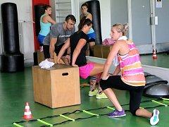 Týden neoblíbeného letního drilu mají za sebou házenkářky Veselí nad Moravou. Hráčky pod vedením kouče Ľuboše Hudáka trénovaly v posilovně nebo běhaly v zámeckém párku.