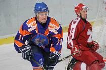 Hokejisté Hodonína si z Pelhřimova dovezli vítězství 4:0.