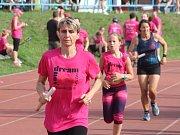 Charitativní štafeta You Dream We Run se v Blansku běžela na atletickém stadionu už pošesté. Pomohla splnit sny šestnácti postiženým. Devíti dětem a sedmi dospělým.