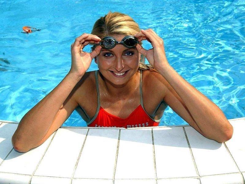 Yveta Hlaváčová má před sebou sedm dní ve vodách Vltavy.