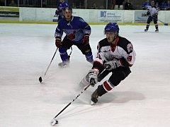Boskovičtí hokejisté porazili v posledním zápase základní části krajské hokejvé ligy Blansko 6:4. Ve středu hrají oba týmy spolu znovu ve čtvrtfinále play-off.