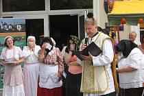 Křtinští pro komisi připravili Sousedský jarmark.