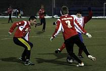 Fotbalisté Boskovic remizovali s Blanskem B 2:2.