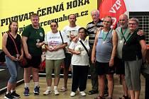 Dvanáctý ročník turnaje zrakově postižených kuželkářů.