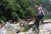 Blanenští biketrialisté na mistrovství světa