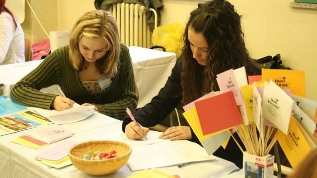 Veletrh fiktivních firem se konal na Vyšší odborné škole ekonomické a zdravotnické a Střední škole v Boskovicích. Práce ve fiktivní firmě je odborný předmět, kterému se vyučuje na středních i vyšších odborných školách.