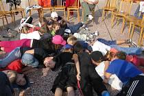 Netradiční akce pro žáky třetího ročníku ze Základní školy a děti mateřské školy Salmova v Blansku
