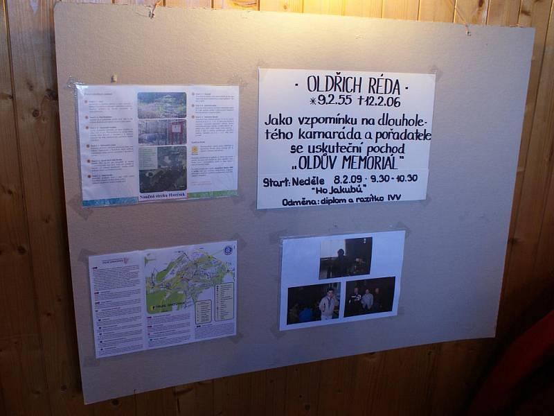 Stokilometrový pochod přírodou Opatovské šmajd.