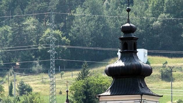Turisté uvidí část Blanska z ptačí perspektivy. Ve věži kostela sv. Martina bude vyhlídka.