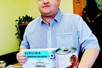 Podzimní Tipligu čtenářů Blanenského deníku vyhrál Josef Pavlů.