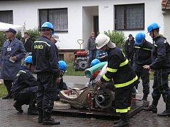 Sbor dobrovolných hasičů z Vanovic.