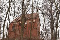 Novogotická kaple svaté Anny v Šebetově je ojedinělou stavbou na Malé Hané. Pochází z roku 1842.