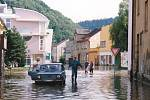 Povodí Moravy dokončuje úpravy koryta řeky Svitavy v centru města, říčky Křetínky a okolí jejich soutoku, které mají město ochránit před stoletou vodou.