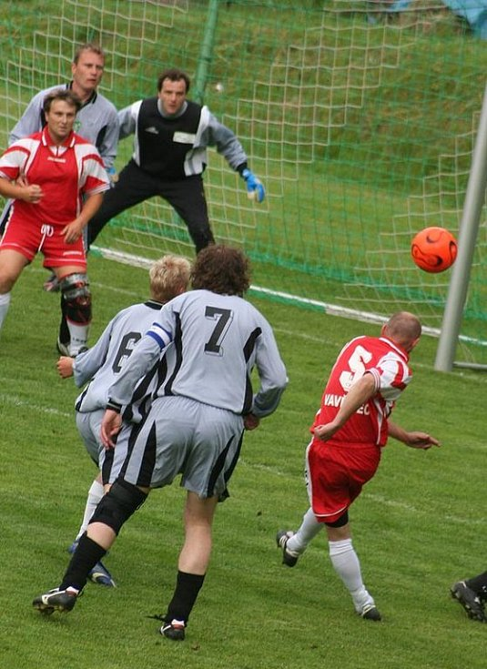 Vavřinec porazil Olomučany jednoznačně 3:0 a vyhrál III. okresní třídu