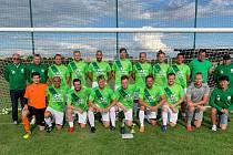 V dresu Vilémovic hraje letos řada borců s ligovými zkušenostmi.